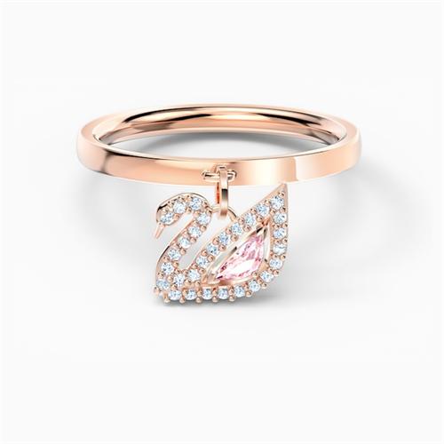 טבעת Swarovski קולקציית Dazzling Swan