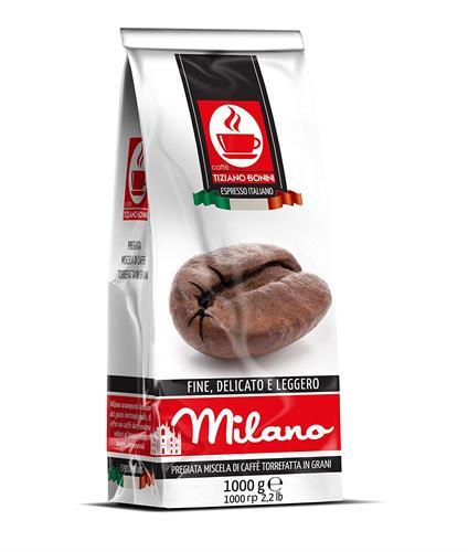 """1 ק""""ג פולי קפה בוניני Milano"""
