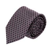 עניבה משושים סגול