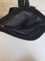 תיק גב מבד נבית טורקיז