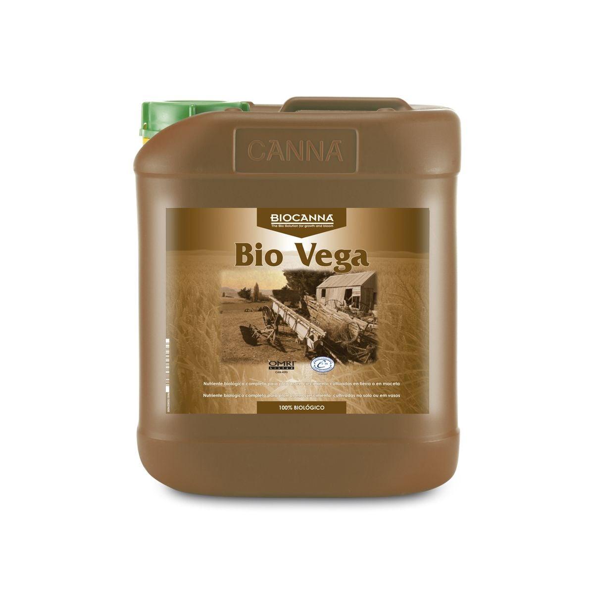 דשן אורגני קאנה Canna Bio Vega 5 Liter