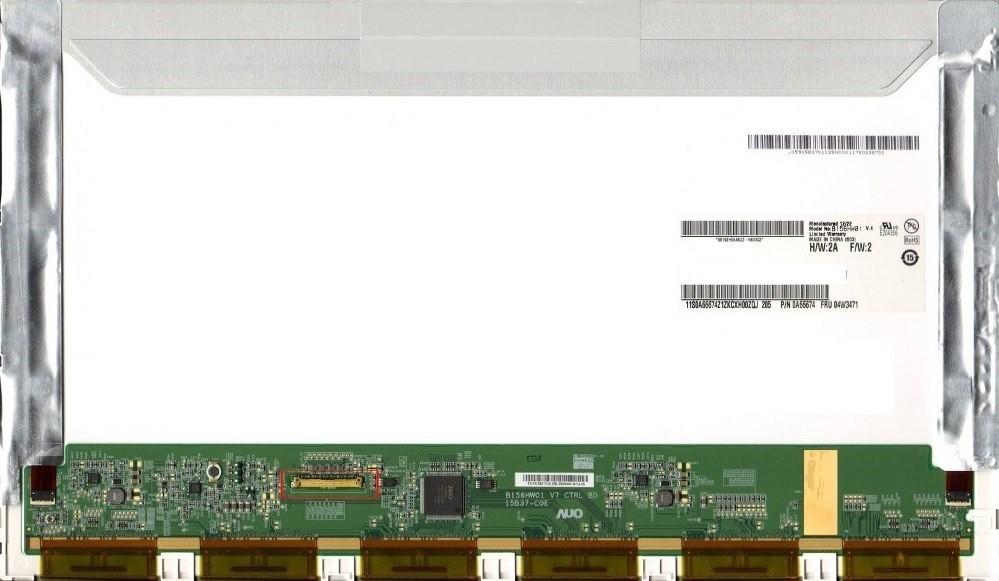 """מסך רזולוציה גבוהה - מט  B156HTN01.0 LED Display for Laptop 15.6"""" Full HD 1920X1080 FHD Matte"""