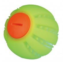 כדור סיליקון עם סוללה נטענת +כבל להטענה