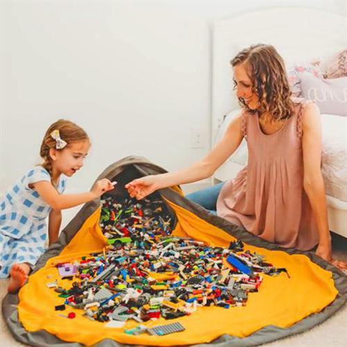 תיק אחסון לצעצועים