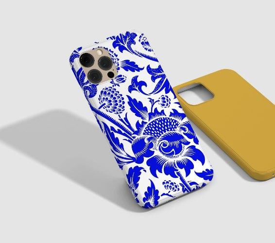 מגן לטלפון - פריחה יפנית