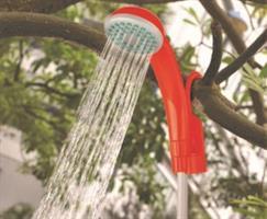 ערכת מקלחת בשטח