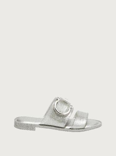 נעלי Salvatore Ferragamo לנשים TARYN SILVER