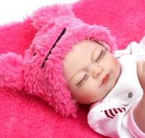 בובת ריבורן Reborn בן ובת מהממת ואיכותית שהילדים אוהבים