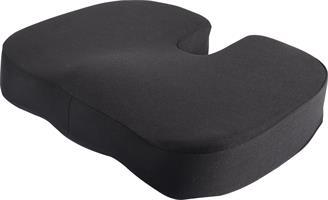 כרית ישיבה ארגונומית מויסקו - עם פתח U- לעצם הזנב ולפצעי לחץ