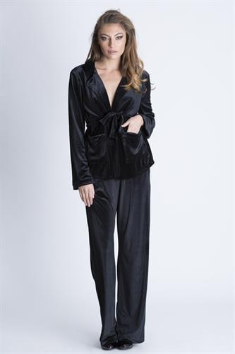 חליפת ברנדה שחור