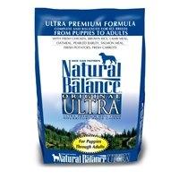 נטורל באלנס אולטרה פרמיום Natural Balance Ultra Premium  מזון לכלבים יבש, אולטרה פרמיום 6.8 קילו