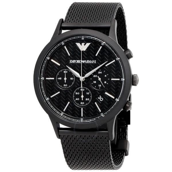 שעון אמפוריו ארמני לגבר Ar2498