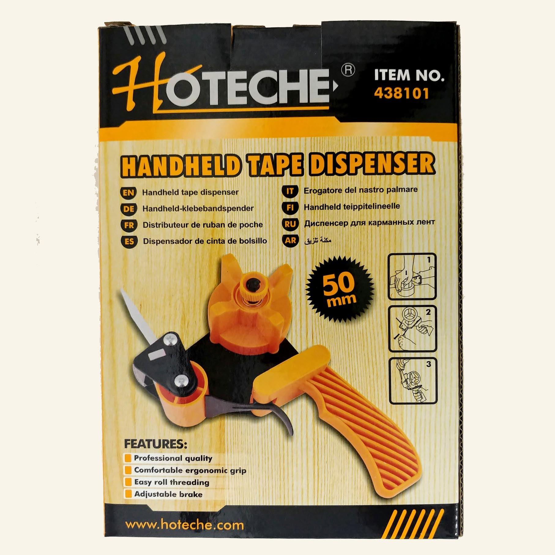 מכשיר אריזה מקצועי למסקנטייפ מבית חברת HOTECHE