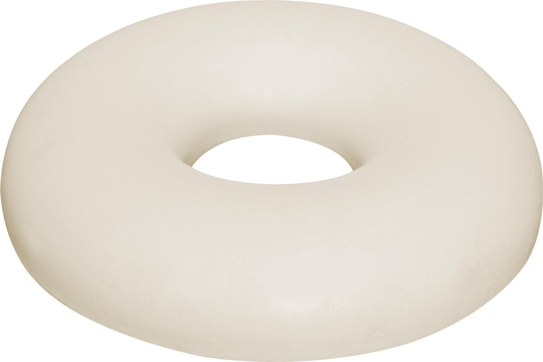 כרית טבעת ויסקו - מושב תמיכה ויסקו עם חור