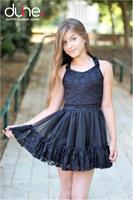 שמלת טוטו שילוב