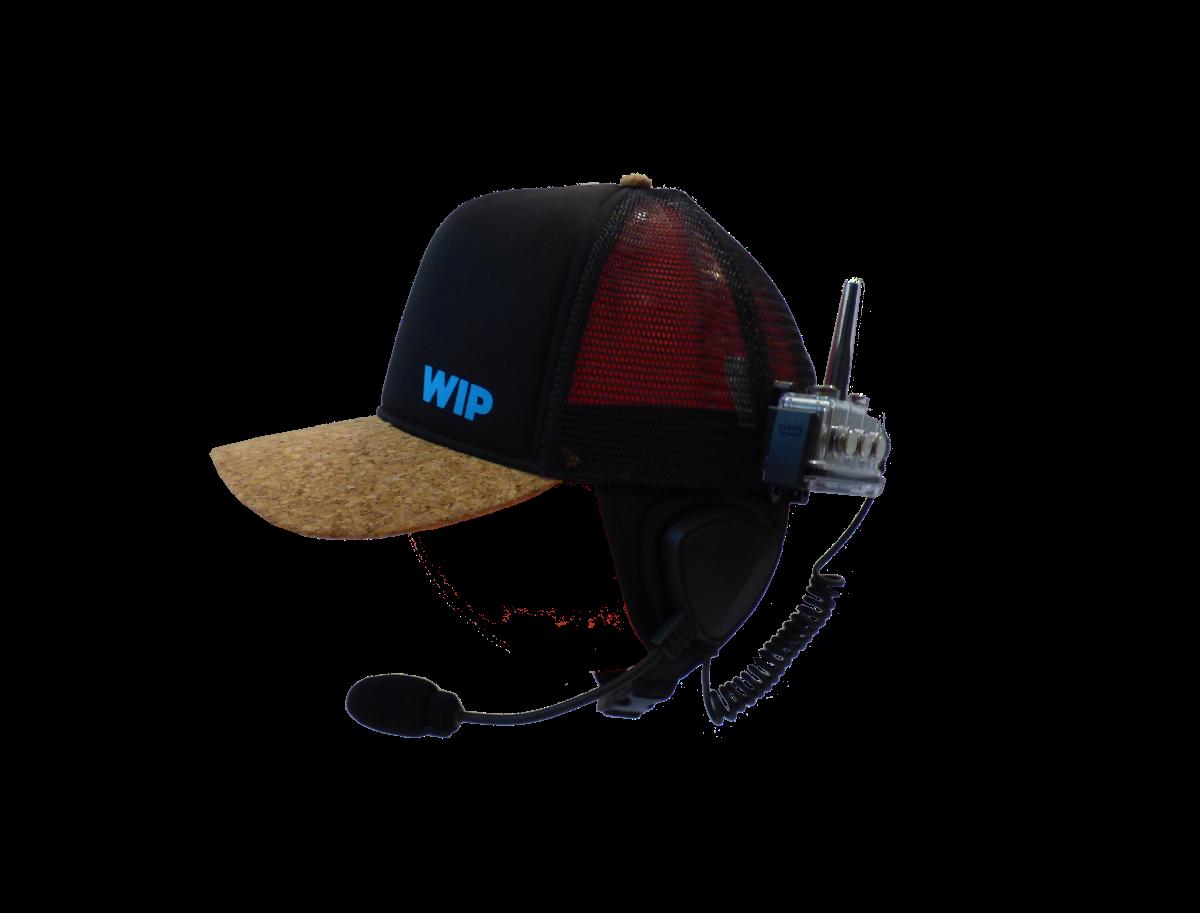 כובע מצחיה כולל מערכת קשר מלאה BBT