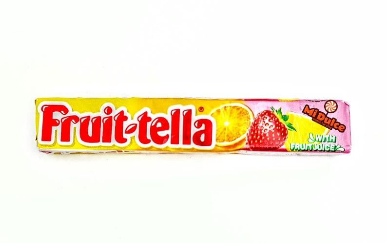 Fruit-tella בטעם פירות
