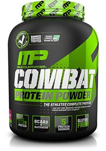 אבקת חלבון מאסל פארם קומבט - תשלובת חלבונים | Combat 1.8KG
