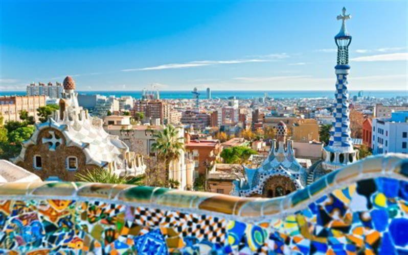ברצלונה הבירה הצבעונית של קטלוניה