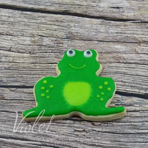 עוגית צפרדע