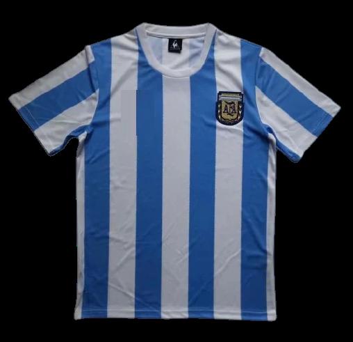 חולצת מראדונה  1986 ארגנטינה