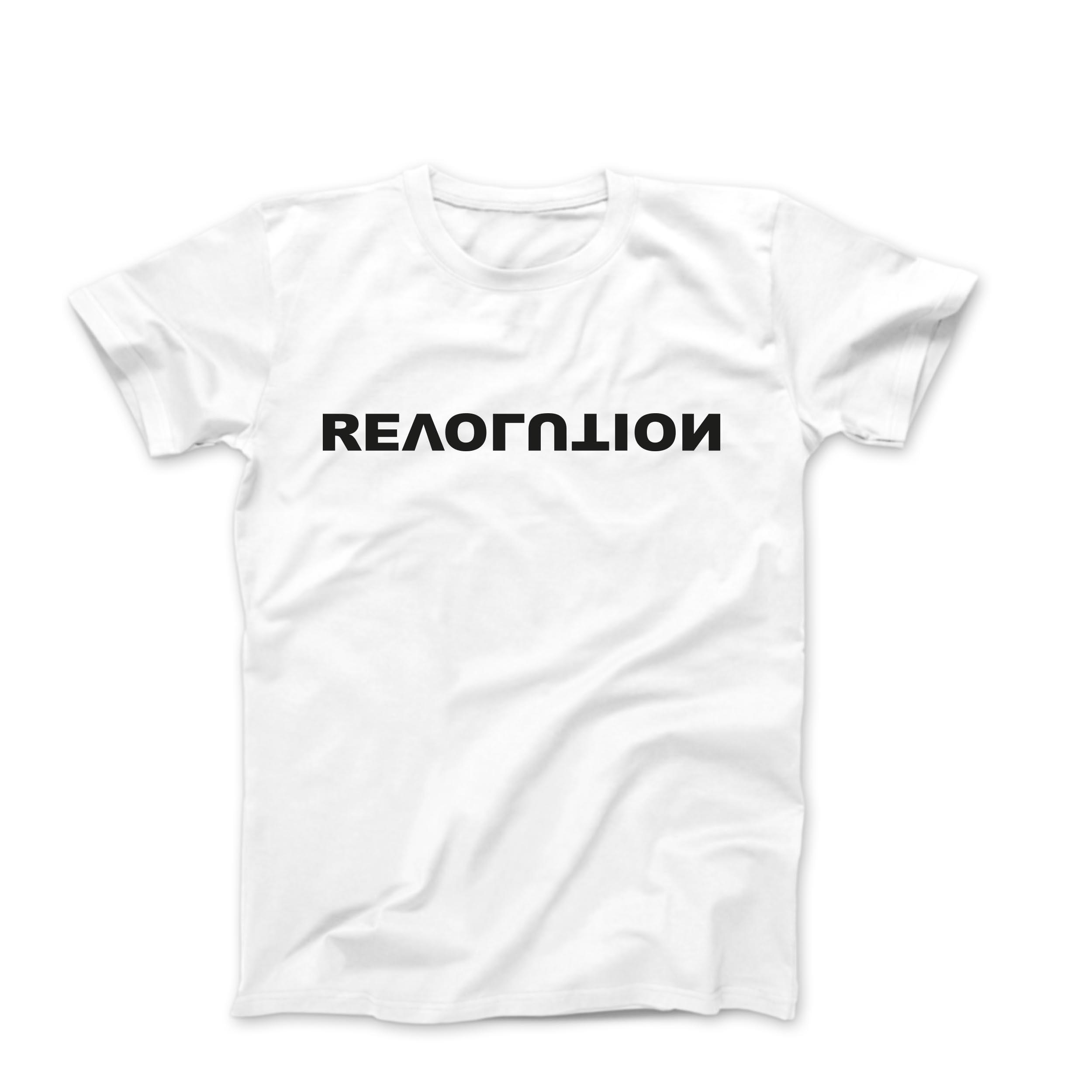 חולצת טי שירט revolution