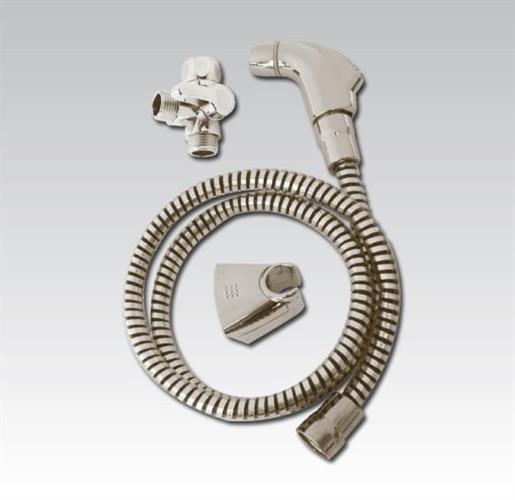 מערכת שטיפה מדגם ג'ט סט ניקל- ספאדיני