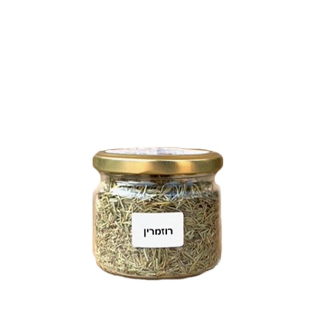 צנצנת רוזמרין 100 גרם