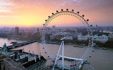 לונדון - כרטיס משולב גלגל המילניום (London Eye) וכרטיס יומי לאוטובוס התיירים (הופ און הופ אוף)
