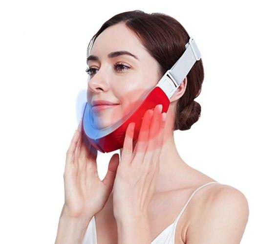 מזותרפיה להרמת הצוואר והסנטר - Techno therapy
