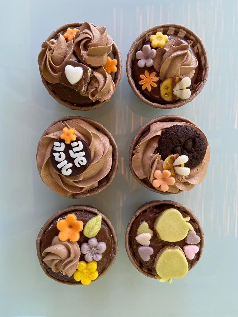 מארז מאפינס שוקולד ראש השנה - בספונטני