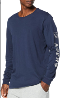 HURLEY Surf and Enjoy Long Sleeve Shirt