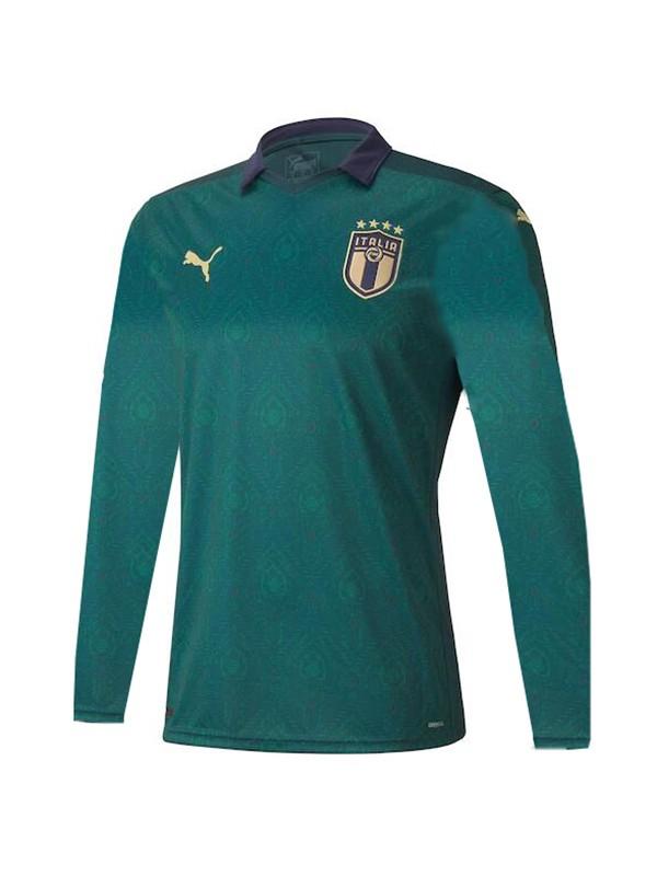 חולצה ארוכה איטליה שלישית יורו 2020