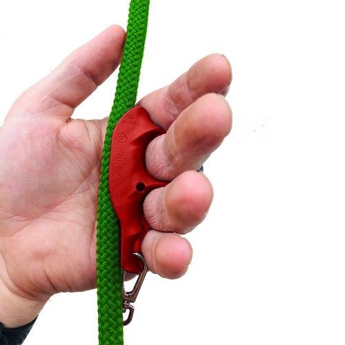 אוחז חבל כולל רצועת בנג'י - Knuckl