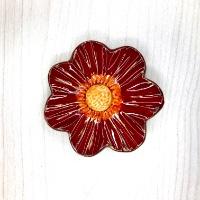 פרח בינוני קטן  9 סמ'