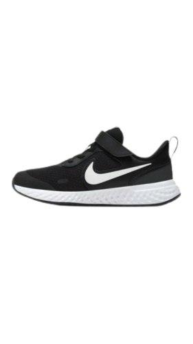 נעלי ספורט שחורות (NIKE (27-35