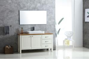 ארון אמבטיה עומד מעוצב דגם אלה ELLA