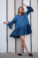 שמלת גיני גינס