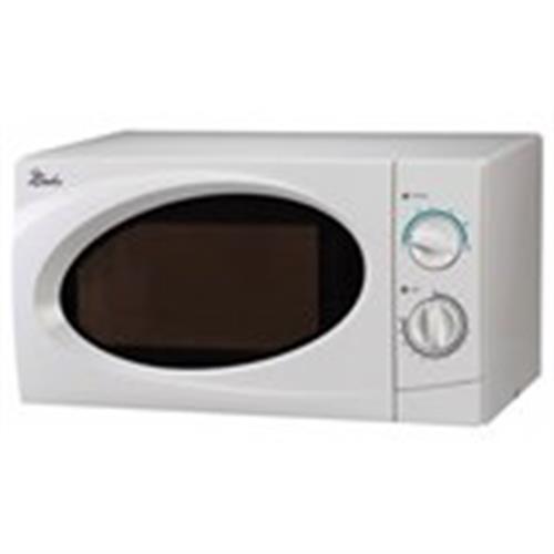 מיקרוגל מכני 20 ליטר לבן זקש  ZAKS 20W