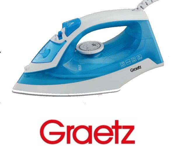 Graetz מגהץ אדים דגם: GR-3675