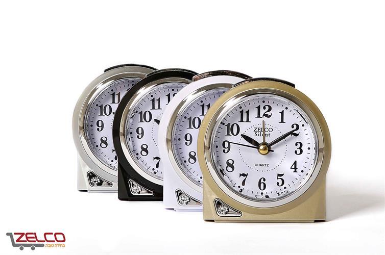 שעון מעורר - 4 צבעים לבחירה