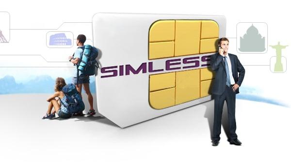 כרטיס SIM בינלאומי לשימוש רב פעמי מסביב לעולם!