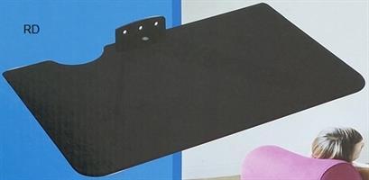 מדף זכוכית לממיר/DVD שחור Lexus SH-10