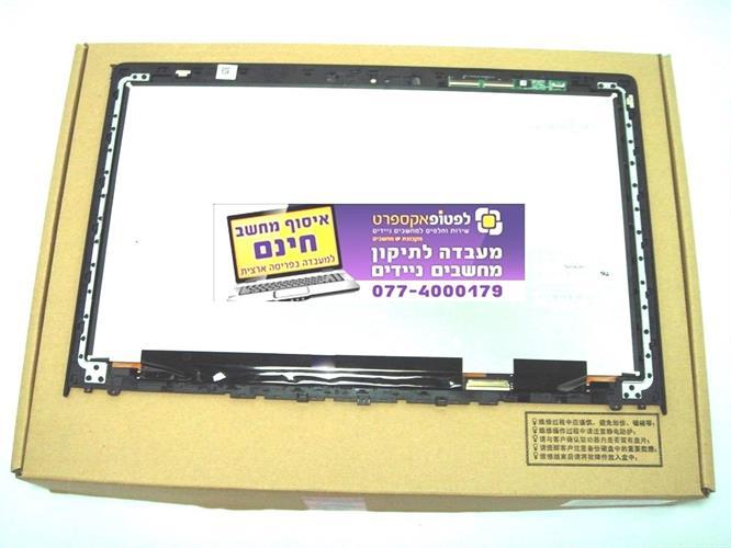 קיט מסך להחלפה במחשב נייד לנובו Lenovo Ideapad Y700 4K UHD touch lcd screen 5D10H42127 LQ156D1JX03