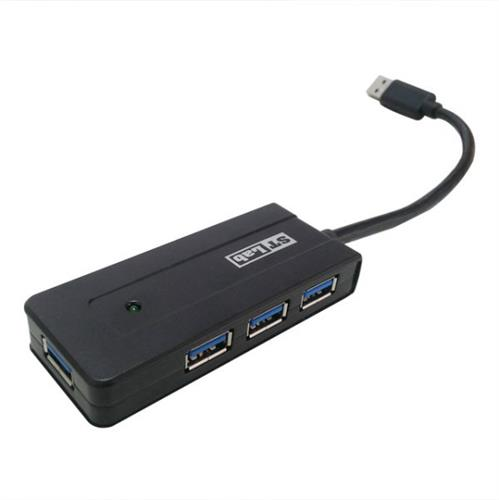 מפצל ST-LAB ST-U-930 USB 3.0 4-Port Hub