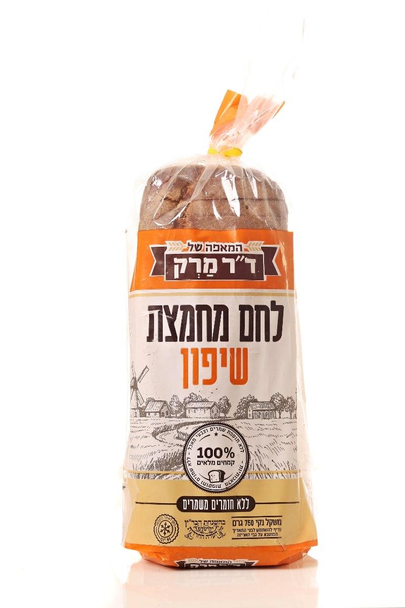"""לחם מחמצת שיפון """"המאפה של דר מרק"""""""