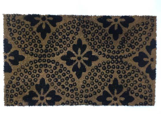 שטיח כניסה לבית- עיטורים