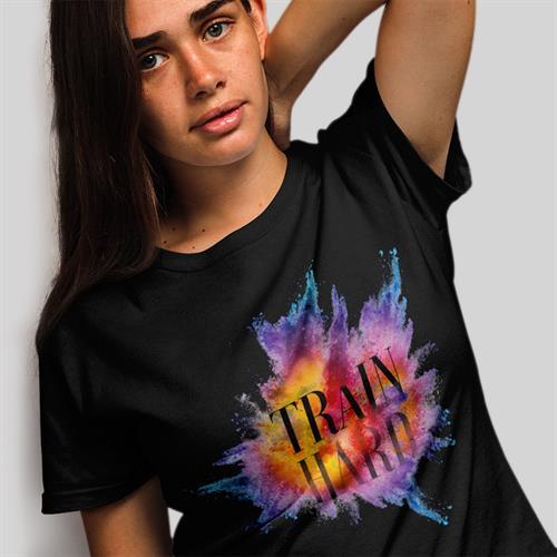 חולצת טי - Train Hard