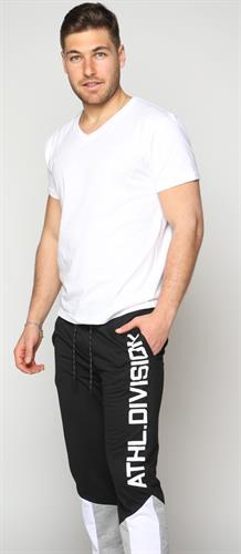 מכנס גבר ארוך מדוגם
