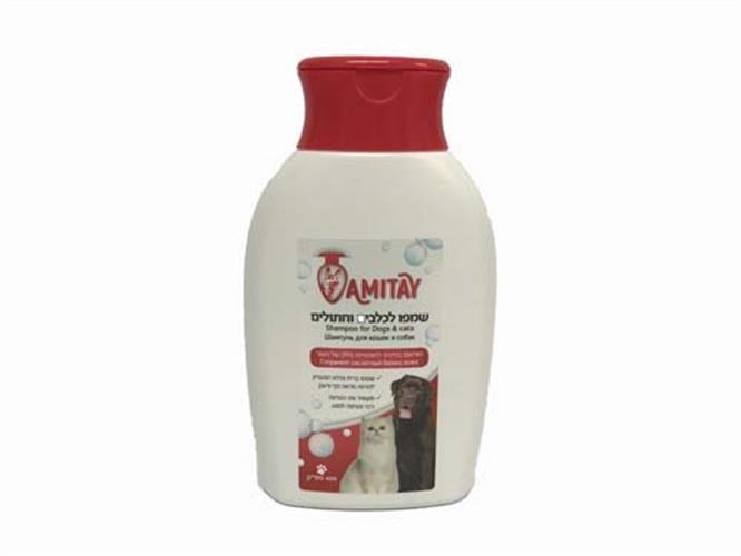 שמפו מבושם לכלב ולחתול 400 מ``ל